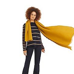 Oasis - Ochre diamond scarf