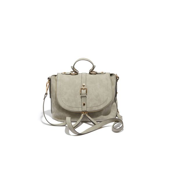 grey Oasis satchel Oasis Mid 'Steffi' Mid 6Sztnwxq