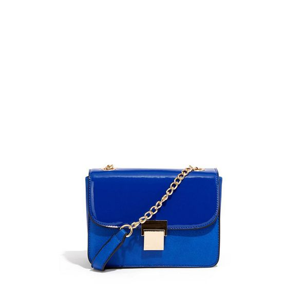 Oasis blue body 'Pammy' Mid paris bag cross 6rB56qxz