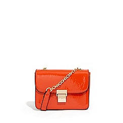 Oasis Red Orange Pammy Paris Cross Body Bag