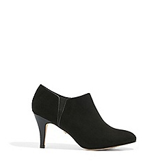 Oasis - Black 'Sasha' shoe boots