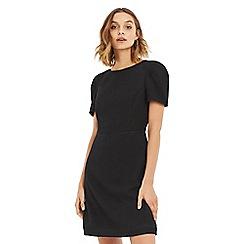 Oasis - Black circle trim dress