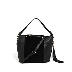 Oasis Black Holly Hobo