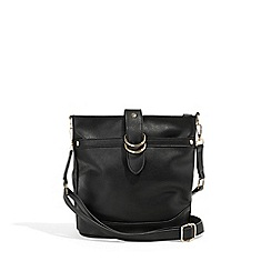Oasis Black Brooke Bucket Xbody