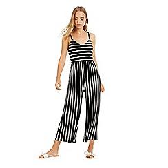 Oasis - Multi cami culotte stripe jumpsuit