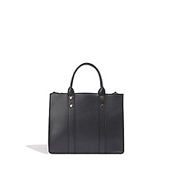 Oasis - Black 'Fern' Triple Tote