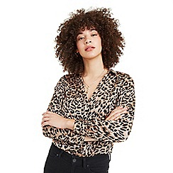 Oasis - Leopard Satin Animal Body