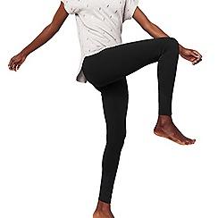 Oasis - Multi Black Mesh Leggings