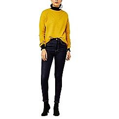 Warehouse - High rise skinny cut jeans