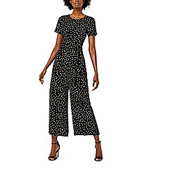 Warehouse - Atom print jumpsuit