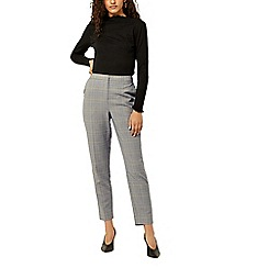 Warehouse - Heritage check trousers