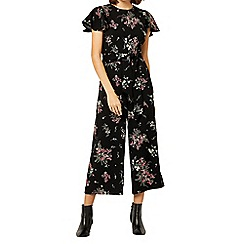 Warehouse - Marianne printed jumpsuit