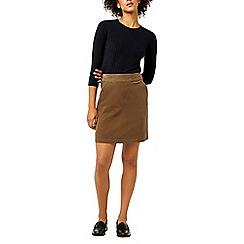 Warehouse - Cord pelmet skirt