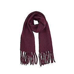 Warehouse - Solid brushed scarf