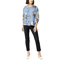 Warehouse - Molly floral print top