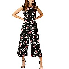 Warehouse - Constantine floral jumpsuit