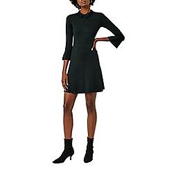 Warehouse - Lace collar dress