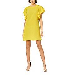 Warehouse - Ruffle dress