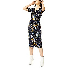 Warehouse - Trailing floral midi dress