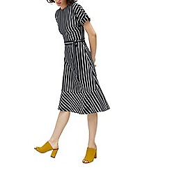 Warehouse - Stripe dress