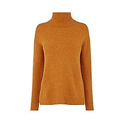 Warehouse - Cosy cowl neck longline jumper