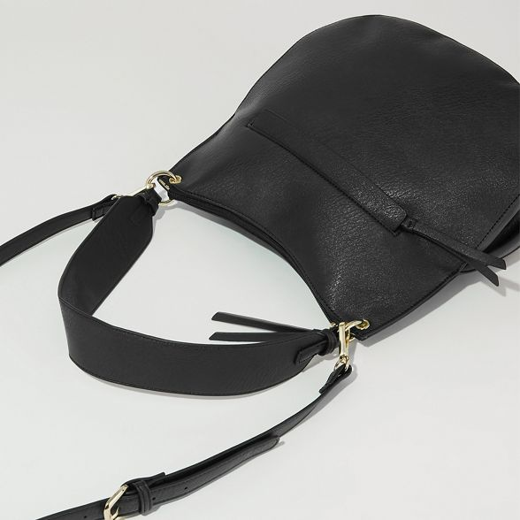 Wide Warehouse strap zip shoulder bag Sqwpdrxqcn