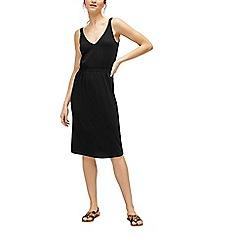 Warehouse - V neck cami dress