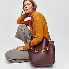 brown - Warehouse - Handbags - Sale   Debenhams 3394fff8d7