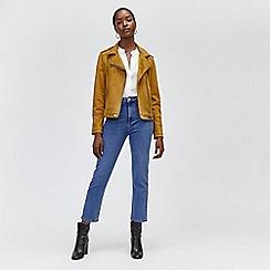 Warehouse - Slim high rise jeans