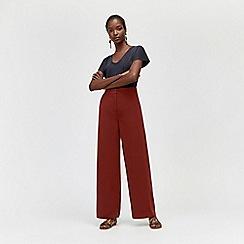 Warehouse - Wide leg trousers