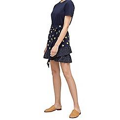 Warehouse - Buttercup print skirt