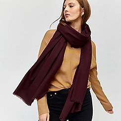 Warehouse - Mid weight wrap scarf