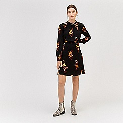 Warehouse - Glowing floral dress
