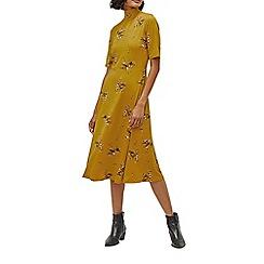 Warehouse - Sprig floral midi dress