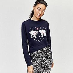 Warehouse - Polar bear christmas jumper