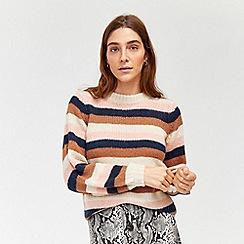 Warehouse - Chunky stripe jumper