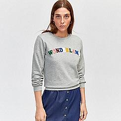 Warehouse - Wonderland sweatshirt