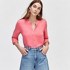 Warehouse - Button back blouse