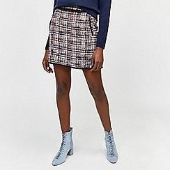 Warehouse - Dree tweed skirt