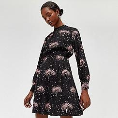 Warehouse - Star tree printed dress