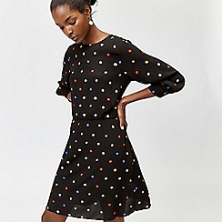 Warehouse - Scatter spot dress