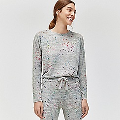 Warehouse - Star cosy top