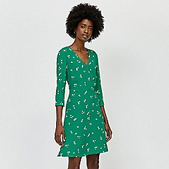 Warehouse - Verity ditsy floral dress