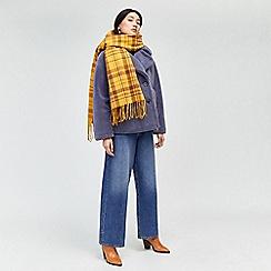 Warehouse - Tartan scarf