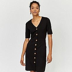 Warehouse - Button through dress