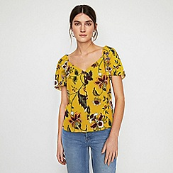 Warehouse - Paisley Floral Top