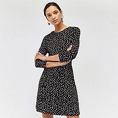 Warehouse - Polka dot point dress