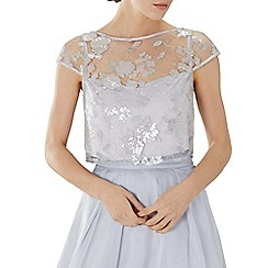 Coast - Nicia sequin bridesmaid top