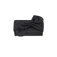 Coast - Black  Camilla  bow clutch bag