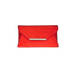 Coast - Red 'Kierra' clutch bag